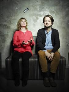 Hermine Deurloo en Rembrandt Frerichs