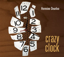 cd Crazy Clock